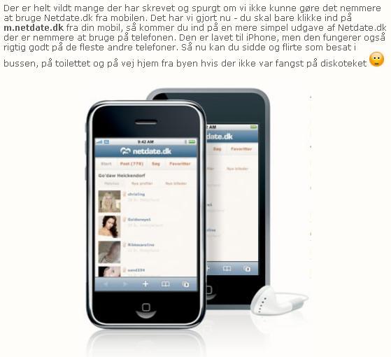 dating på mobilen Vallensbæk