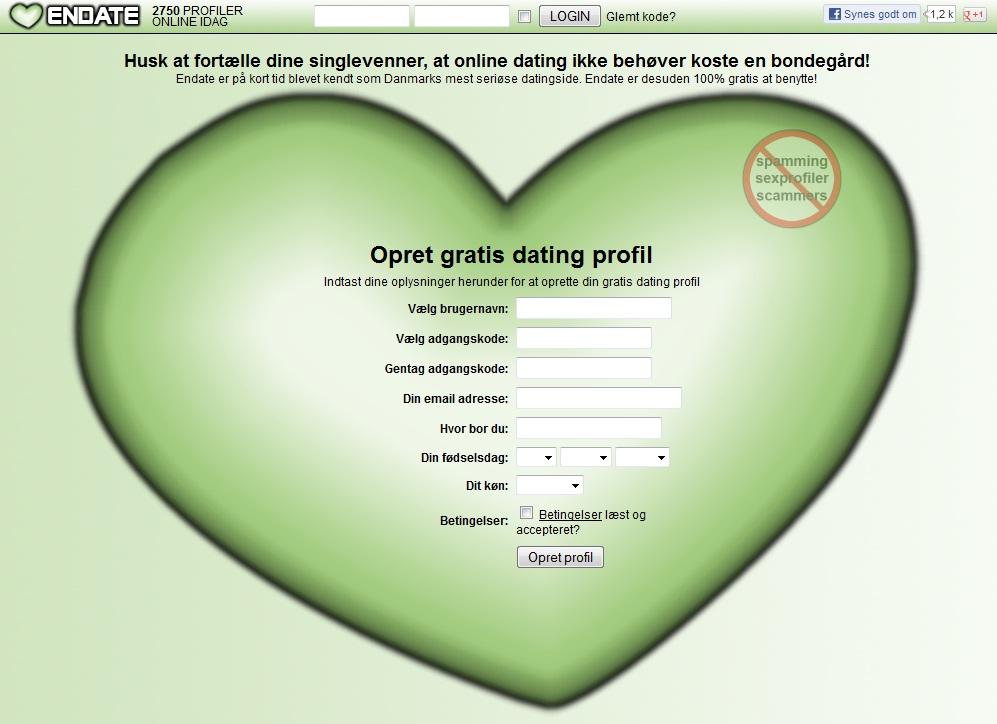 Dating profil tag